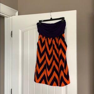 Dresses & Skirts - Clemson strapless dress with pockets